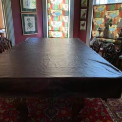 Pool Table with Hard Top