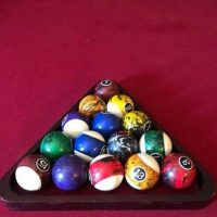 8ft Pool Table- Custom Made by Golden West Billiards