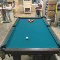 Golden West Pool Table 4 x 8
