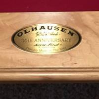 Olhausen Pool Table 30th Anniversary