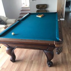 Golden West Billiard