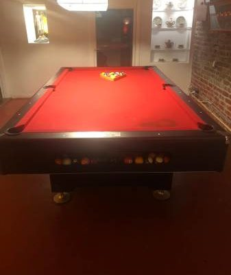 Mr Billard Pool Table