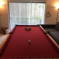Olhausen 8ft Pool Table For Sale