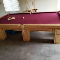 Connelly Ultimate Pool Table