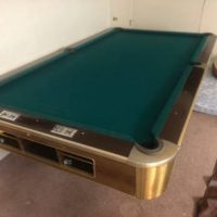 Pool Table 9ft in Excellent Condition