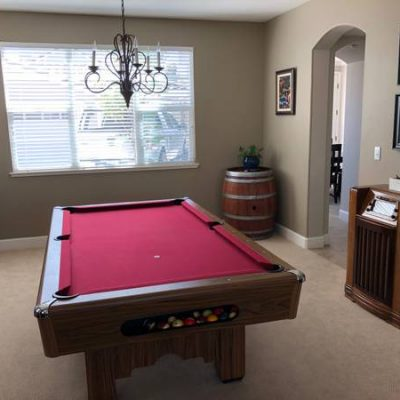 Imperial Player 7' Billiards Table