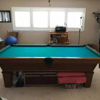 Olhausen Pool Table Accu Fast