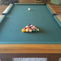 Connelly Redington Pool Table