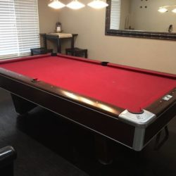 Brunswick Centurion 8.6 Pro Pool Table