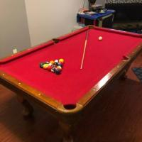 Olhausen Pool Table The Best in Billiards